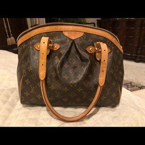 Authentic Louis Vuitton Tivoli Handbag